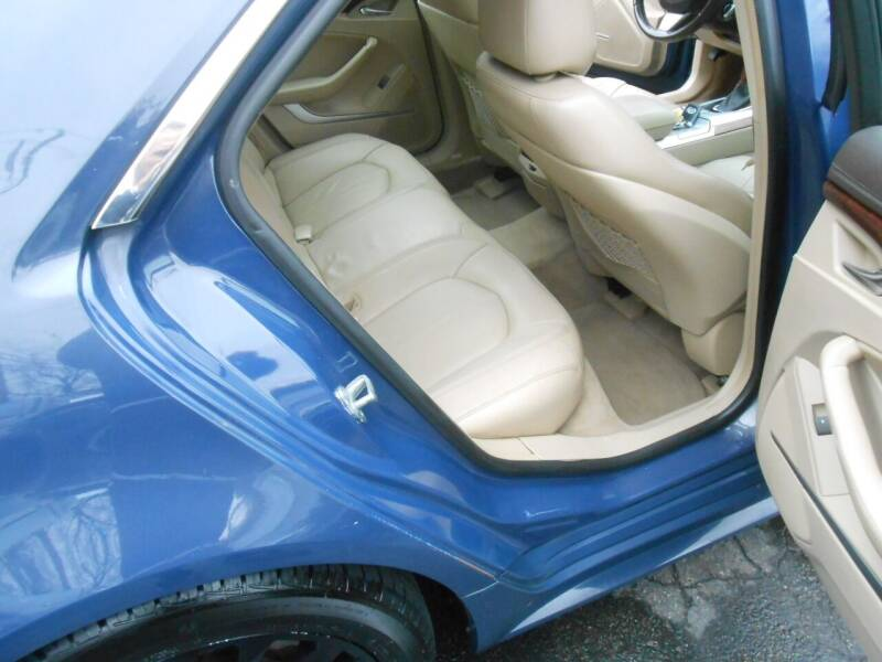 2010 Cadillac CTS AWD 3.6L V6 Performance 4dr Sedan - Penn Hills PA