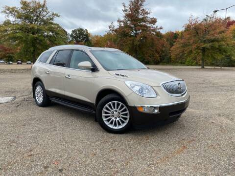 2009 Buick Enclave for sale at STARIA AUTO GROUP LLC in Akron OH