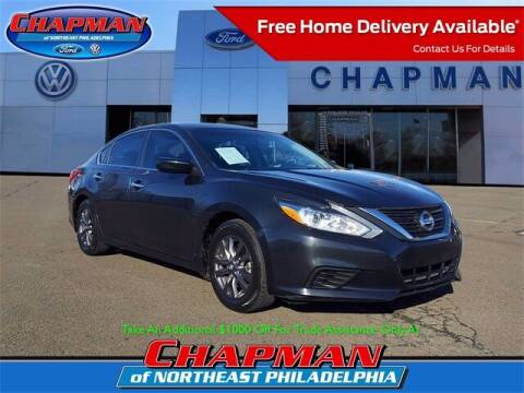 2016 Nissan Altima for sale at CHAPMAN FORD NORTHEAST PHILADELPHIA in Philadelphia PA