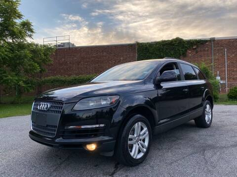 2009 Audi Q7 for sale at RoadLink Auto Sales in Greensboro NC
