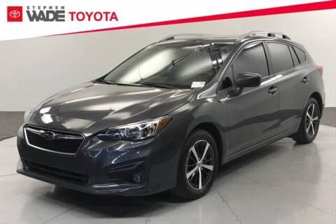 2019 Subaru Impreza for sale at Stephen Wade Pre-Owned Supercenter in Saint George UT