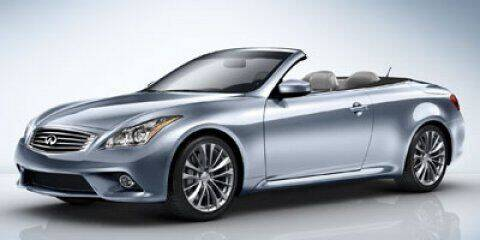 2012 Infiniti G37 Convertible for sale at Auto Finance of Raleigh in Raleigh NC