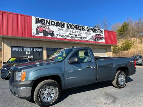 2009 GMC Sierra 1500 for sale at London Motor Sports, LLC in London KY