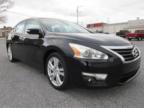 2014 Nissan Altima for sale at Cam Automotive LLC in Lancaster PA