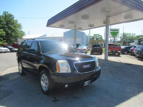 2007 GMC Yukon for sale at Perfection Auto Detailing & Wheels in Bloomington IL