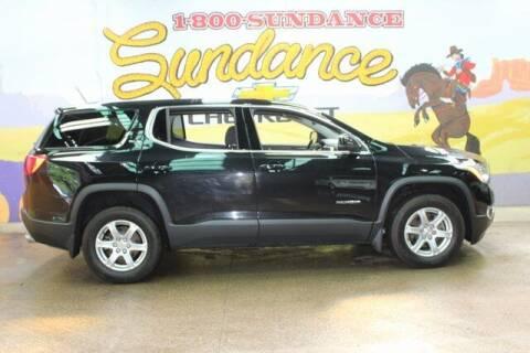 2018 GMC Acadia for sale at Sundance Chevrolet in Grand Ledge MI