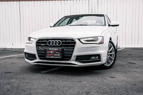 2015 Audi A4 for sale at Private Club Motors in Houston TX