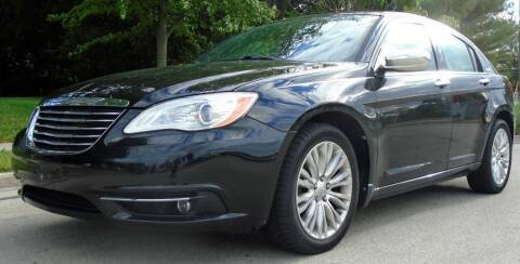 2012 Chrysler 200 for sale at Waukeshas Best Used Cars in Waukesha WI