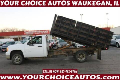 2008 GMC Sierra 3500HD CC for sale at Your Choice Autos - Waukegan in Waukegan IL