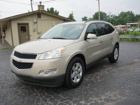 2010 Chevrolet Traverse for sale at Tom Roush Budget Westfield in Westfield IN