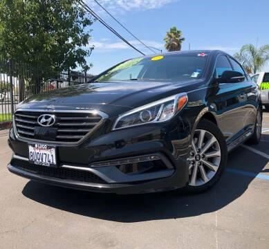 2016 Hyundai Sonata for sale at LUGO AUTO GROUP in Sacramento CA