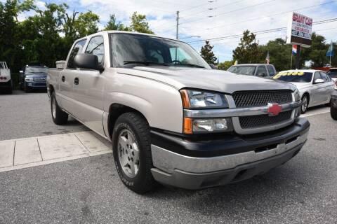 2005 Chevrolet Silverado 1500 for sale at Grant Car Concepts in Orlando FL