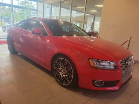 2012 Audi A5 for sale at Adams Auto Group Inc. in Charlotte NC
