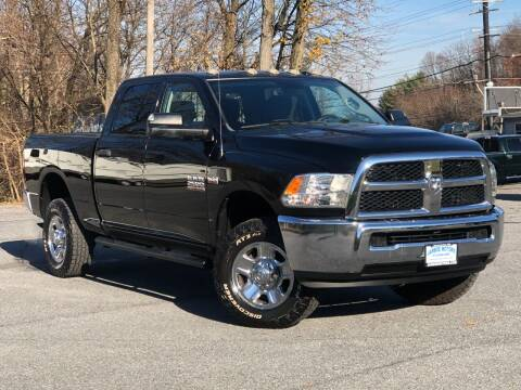 2014 RAM Ram Pickup 2500 for sale at Jarboe Motors in Westminster MD