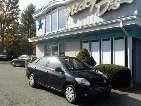 2011 Toyota Yaris for sale at Nicky D's in Easthampton MA