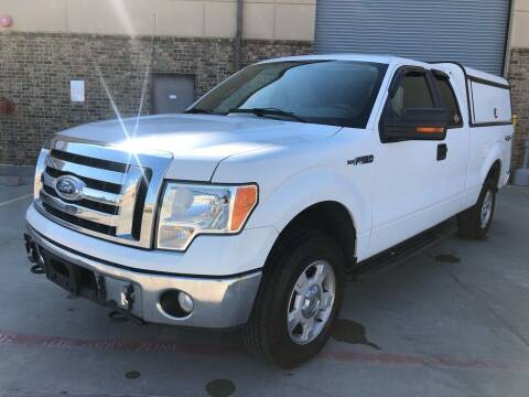 2010 Ford F-150 for sale at The Auto & Marine Gallery of Houston in Houston TX