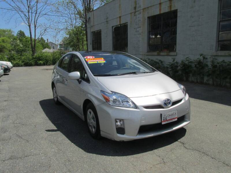 2010 Toyota Prius for sale at Omega Auto & Truck Center, Inc. in Salem MA