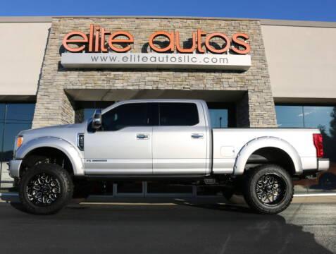 2019 Ford F-250 Super Duty for sale at Elite Autos LLC in Jonesboro AR