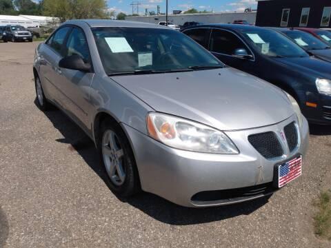 2007 Pontiac G6 for sale at L & J Motors in Mandan ND