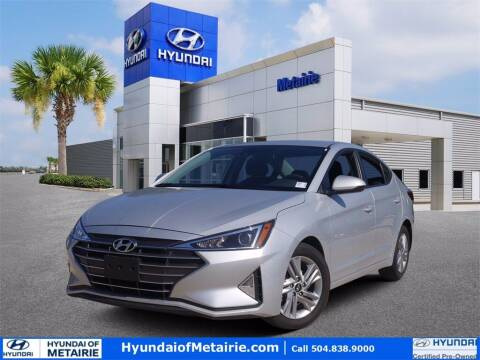 2020 Hyundai Elantra for sale at Metairie Preowned Superstore in Metairie LA