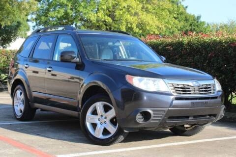 2009 Subaru Forester for sale at DFW Universal Auto in Dallas TX