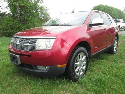 2007 Lincoln MKX for sale at Wally's Wholesale in Manakin Sabot VA