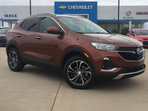 2021 Buick Encore GX for sale at Vance Fleet Services in Guthrie OK