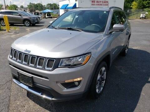 2017 Jeep Compass for sale at BuyFromAndy.com at Hi Lo Auto Sales in Frederick MD