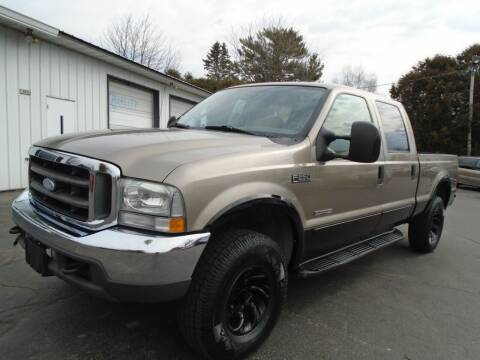 2003 Ford F-250 Super Duty for sale at NORTHLAND AUTO SALES in Dale WI