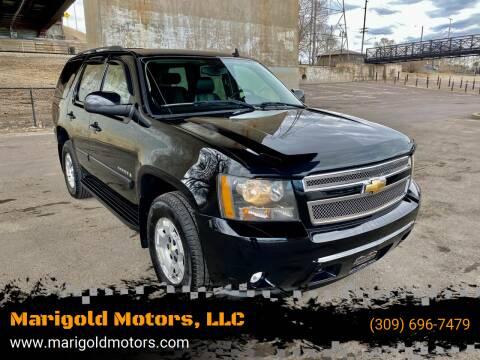 2007 Chevrolet Tahoe for sale at Marigold Motors, LLC in Pekin IL