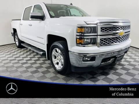 2014 Chevrolet Silverado 1500 for sale at Preowned of Columbia in Columbia MO