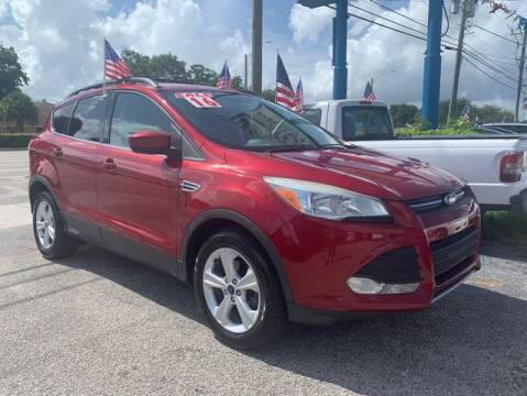 2016 Ford Escape for sale at AUTO PROVIDER in Fort Lauderdale FL