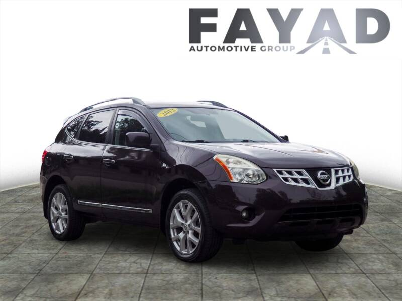 2012 Nissan Rogue for sale at FAYAD AUTOMOTIVE GROUP in Pittsburgh PA