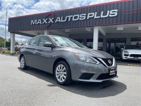 2018 Nissan Sentra for sale at Maxx Autos Plus in Puyallup WA