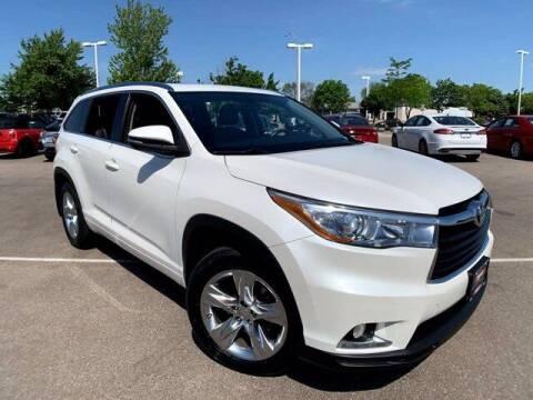 2015 Toyota Highlander for sale at Smart Motors in Madison WI