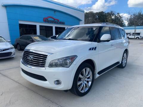 2013 Infiniti QX56 for sale at ETS Autos Inc in Sanford FL
