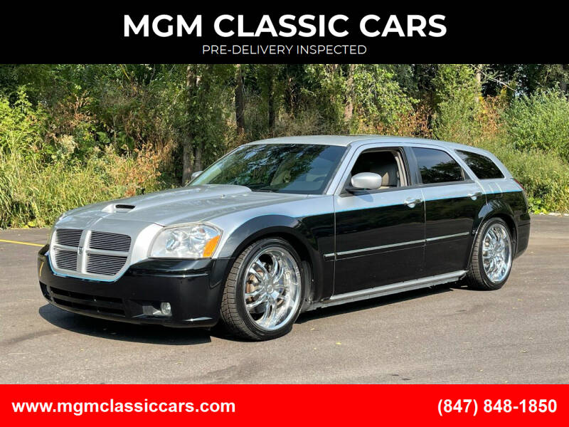 2005 Dodge Magnum for sale at MGM CLASSIC CARS-New Arrivals in Addison IL
