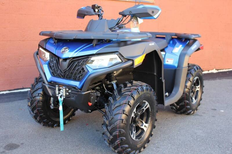 2021 CFMOTO CFORCE 600 for sale at Honda West in Dickinson ND