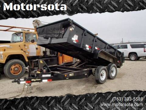 2016 Big Tex 14LX for sale at Motorsota in Becker MN