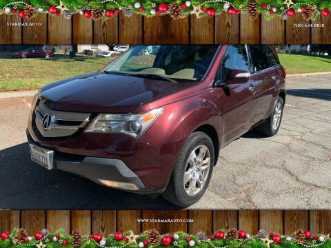 2007 Acura MDX for sale at StarMax Auto in Fremont CA