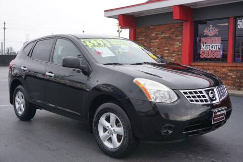 2010 Nissan Rogue for sale at Premium Motors in Louisville KY