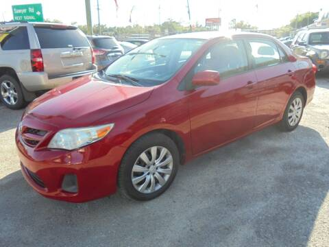 2012 Toyota Corolla for sale at Automax Wholesale Group LLC in Tampa FL