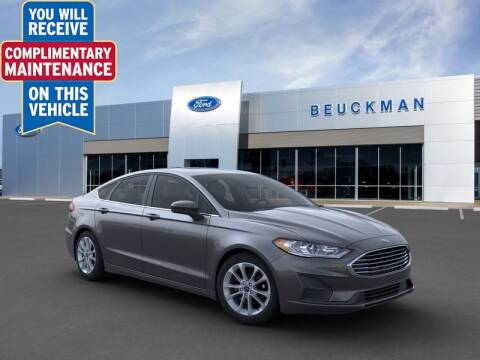 2020 Ford Fusion for sale at Ford Trucks in Ellisville MO