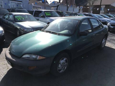 1996 Chevrolet Cavalier for sale at American Dream Motors in Everett WA