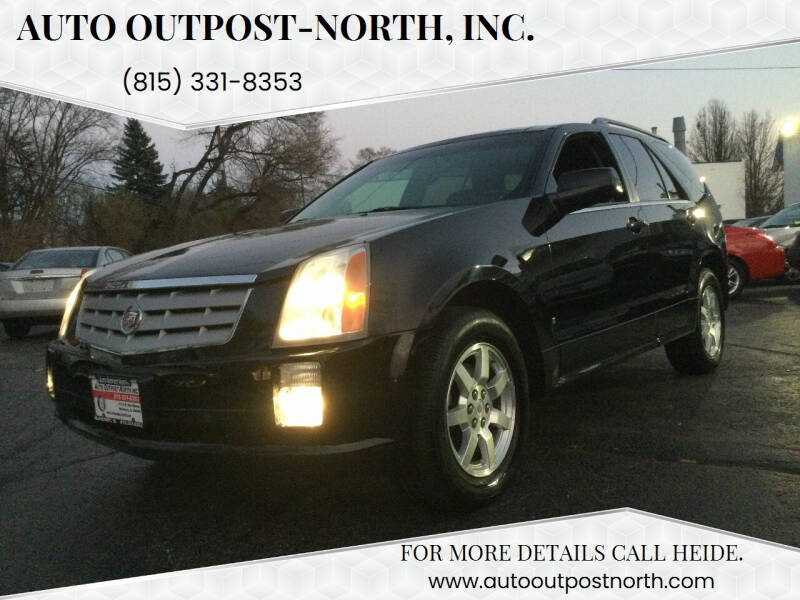 2006 Cadillac SRX for sale at Auto Outpost-North, Inc. in McHenry IL