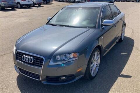 2007 Audi S4 for sale at Boktor Motors in North Hollywood CA