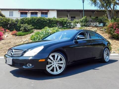 2007 Mercedes-Benz CLS for sale at Milpas Motors in Santa Barbara CA