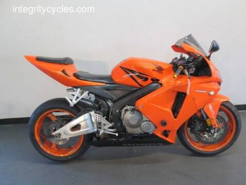 2006 Honda CBR600RR for sale at INTEGRITY CYCLES LLC in Columbus OH