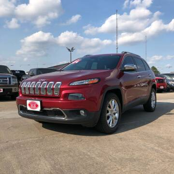 2014 Jeep Cherokee for sale at UNITED AUTO INC in South Sioux City NE
