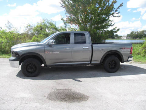 2011 RAM Ram Pickup 1500 for sale at Orlando Auto Motors INC in Orlando FL